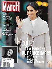 Paris Match Magazine Meghan Markle Jean Vincent Place Jacques Higelin Vietnam