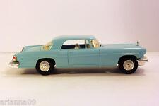 AMT 1956 Lincoln Continental MARK II Dealer Promo Car Powder Blue 1:25 Scale