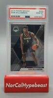 2019-20 Panini Mosaic Basketball Zion Williamson RC #209 PSA 10 GEM MT Rookie
