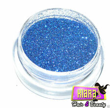 Dark Blue Eye Shadow Glitter Sparkling Dust Body Face Nail Party Make-Up