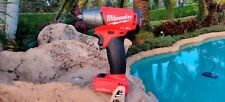 "Milwaukee 2758-20 M18 FUEL™ with ONE-KEY™ 3/8"" Compact Impact Wrench w/ Friction"