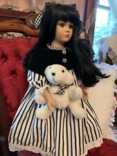 Asian Porcelain Seymour Mann Doll  1993 53/5000