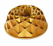 Backform Jubilee Bundt Pan / Gold - Nordic Ware