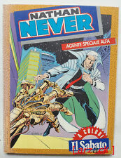 NATHAN NEVER Agente speciale Alfa supplemento a colori IL SABATO 1992