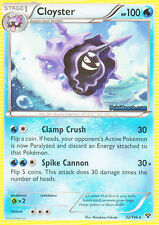CLOYSTER 32/146 - XY POKEMON HOLO RARE CARD - IN STOCK NOW!