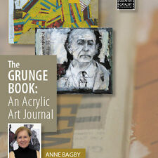 NEW DVD: THE GRUNGE BOOK An Acrylic Art Journal by Anne Bagby