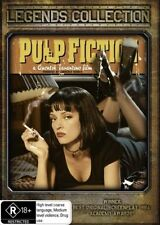 PULP FICTION Quentin Tarantino DVD R4
