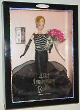 Barbie Fortieth 40th Anniversary Doll Mint NRFB Sealed