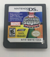 Marvel Super Hero Squad Game Infinity Gauntlet Nintendo DS *Game Only*