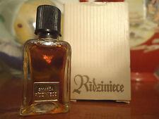 "VINTAGE 1980's parfum ""РИЖАНКА""- RIZHANKA by ""SMARZA DZINTARY"", PURE PARFUM USSR"
