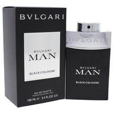 Bvlgari Man Black Cologne 100ml EDT (M) SP Mens 100% Genuine (New)