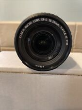 Canon 2042B002 EF-S 18-55mm 1:4-5.6 IS STM