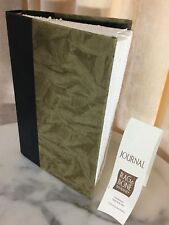 "NEW Rag & Bone Bindery Journal 6"" x 9"" acid free handmade Handbound sketchbook"
