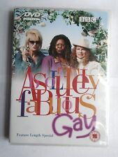 Absolutely Fabulous - Gay (DVD, 2003, Christmas Special) NEW & SEALED  N1