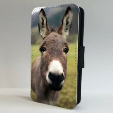 Cute Donkey Big Ears Mule FLIP PHONE CASE COVER for IPHONE SAMSUNG
