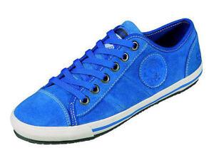 Dockers Sneaker Leder Damen Schnürschuhe blau 36-42 326170 001543 Neu7