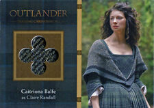 Outlander Season 1 Wardrobe Costume Card M16 Caitriona Balfe as Claire Randall