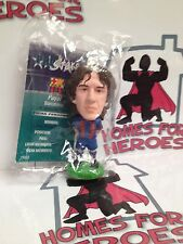 CORINTHIAN FAN FAVORITE BARCELONA PUYOL FF168 BRAND NEW SEALED IN SACHET