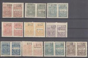 Argentina local revenues Sa Pereyra Santa Fe 1922 MH fiscal