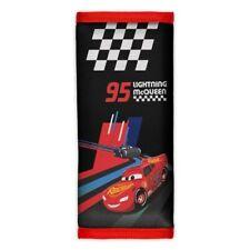 Disney Cars Gurtpolster Bezug Lighting McQueen Rennauto Auto Sicherheitsgurt