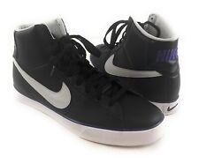 Nike Men's Sweet Classic High Black White Purple Shoes Size 14 Retro 354701-095
