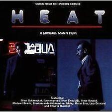 Banda Sonora - Heat Nuevo CD