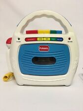 Spielzeug-CD- & Kassettenrekorder