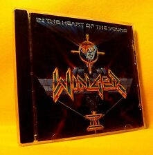 CD Winger In The Heart Of The Young 11TR 1990 Hard Rock Heavy Metal