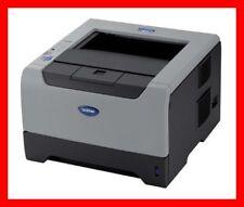 Brother HL-5250DN Printer w/ NEW Toner & NEW Drum -- REFURBISHED !!!