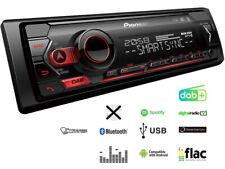 Pioneer MVH-S420DAB Autoradio DAB+ Bluetooth USB  Spotify iPhone inkl. Antenne