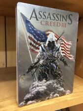 Assassin's Creed 3 Steelbook for PS3/Xbox 360 - Case only, No game included NEW