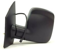 08-14 Chevrolet Express GMC Savana LH Driver Side View power Mirror black OEM