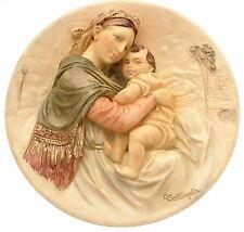 c1987 Studio Dante di Volteradici Il Dono della Pazienza Madonne del