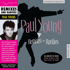 Paul Young : Remixes and Rarities CD (2013) ***NEW***