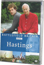 The Battle Of Hastings BBC DVD Battlefield Britain Series Dan Snow New Sealed