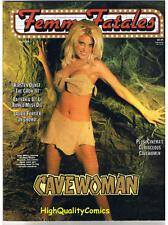 FEMME FATALES Vol 8 #15, Curvaceous CAVEWOMAN, Budd Root, Femme Fatale, Bikini