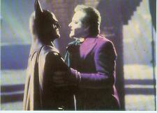 Batman Film Postcard # 7 (Batman & Joker) (USA, 1989)