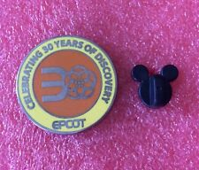 Pins WALT DISNEY WORLD Parc EPCOT Celebrating 30 Years of Discovery