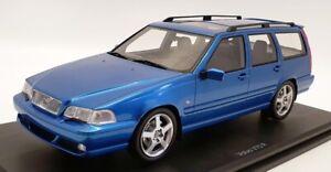 DNA Collectibles 1/18 Scale DNA000057 -  1999 Volvo V70 R 1st Gen - Lazer Blue