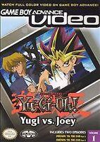 Game Boy Advance Video: Yu-Gi-Oh, Vol. 1 (Nintendo Game Boy Advance, 2004)