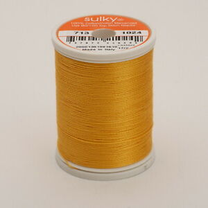 SULKY 12 WT MERCERIZED COTTON 330 YARDS- VARIOUS COLORS