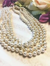 💛NEW💛PREMIER DESIGNS OPENING NIGHT💛💛90 inch FAUX PEARL NECKLACE💛
