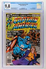 Captain America #232 - Marvel 1979 CGC 9.8 Grand Director and Doctor Faustus App