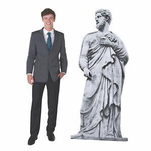 Ancient Greek Garden God Statue Cardboard Stand-Up - Party Decor - 1 Piece