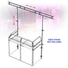 Lightbridge Disco Lighting Bar Rail for DB3 Mobile DJ Deck Stand Table 20 Point