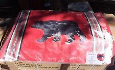 """Virah Bella® """"Red Bear"""" Lodge Rug"""
