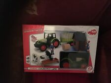 DICKIES TOYS 23 PIECE CLAAS FARM TRACTOR PLAYSET NEW BOXED
