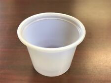 (qty 1000) 1 OZ Cups, Souffle / Condiment / Jello Shot / Pill Cups (NO LID)