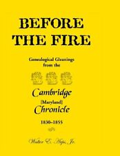 Before the Fire: Genealogical Gleanings from th. Arps, E..#