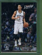16-17 Panini Prestige Crystal Jeremy Lin #16 Brooklyn Nets